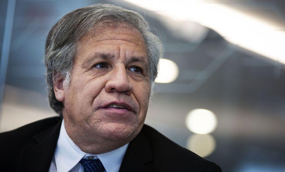 El Frente Amplio expulsa a Luis Almagro del partido. (Bloomberg).
