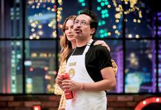 Masterchef Celebrity Colombia: Frank es el segundo finalista del reality de cocina