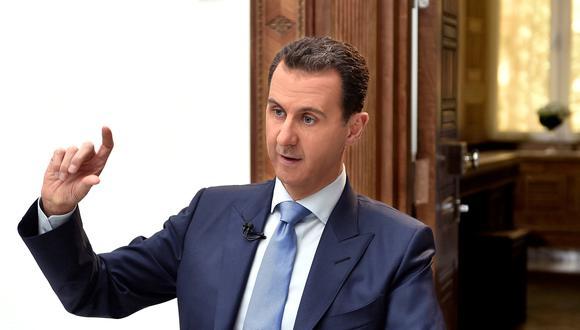 El presidente de Siria, Bashar Al Asad. REUTERS