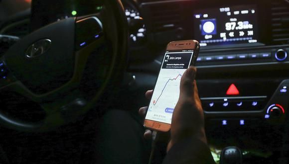 ¿Utilizaría la tarjeta de Uber? (Foto: GEC)