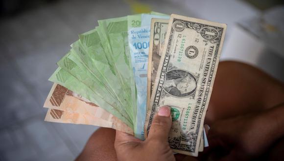 Sepa aquí a cuánto se cotiza el dólar en Venezuela este 24 de noviembre de 2020. (Foto: EFE)