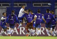 Vélez venció 2-0 al Deportivo Cali por la ida de los octavos de final de la Copa Sudamericana