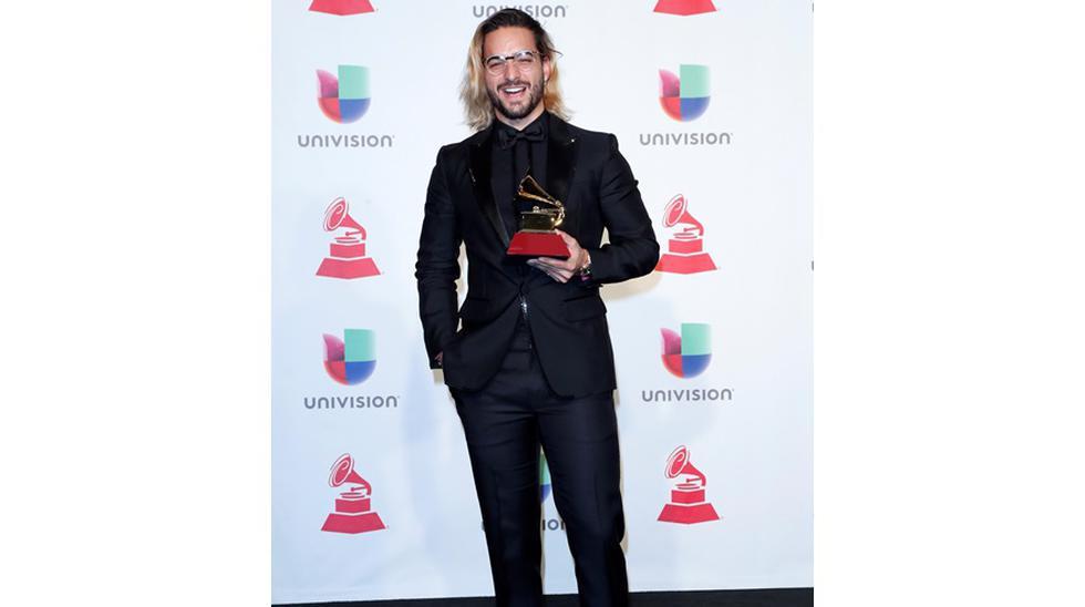 Maluma triunfó en los Grammy Latino 2018. (Foto: Agencias)