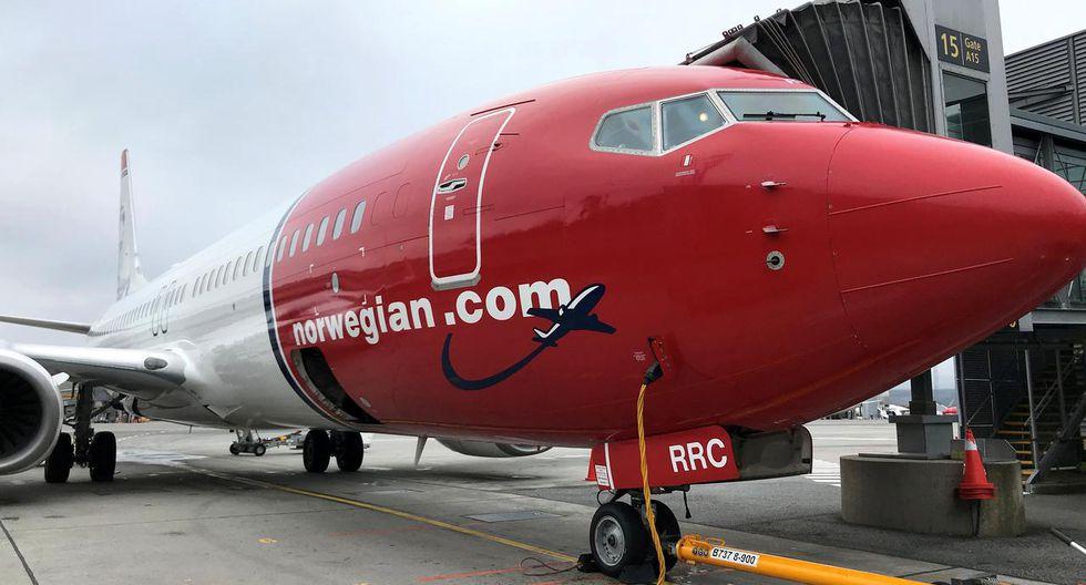 Norwegian Air había anunciado la cancelación del 85% de los vuelos y el despido del 90% del personal, por lo que el gobierno noruego está analizando medidas que podría tomar para ayudar a la industria. (Foto: Reuters)