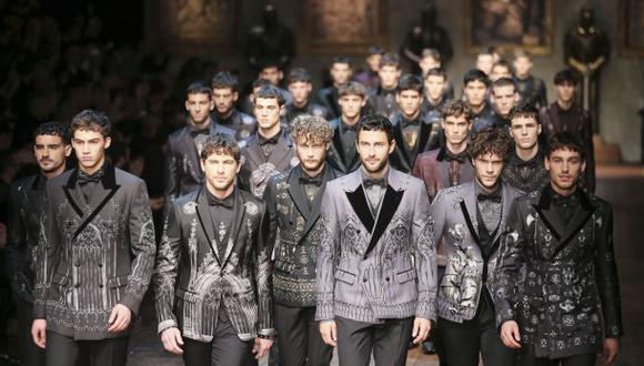 Dolce & Gabbana se impone en Milán - 1