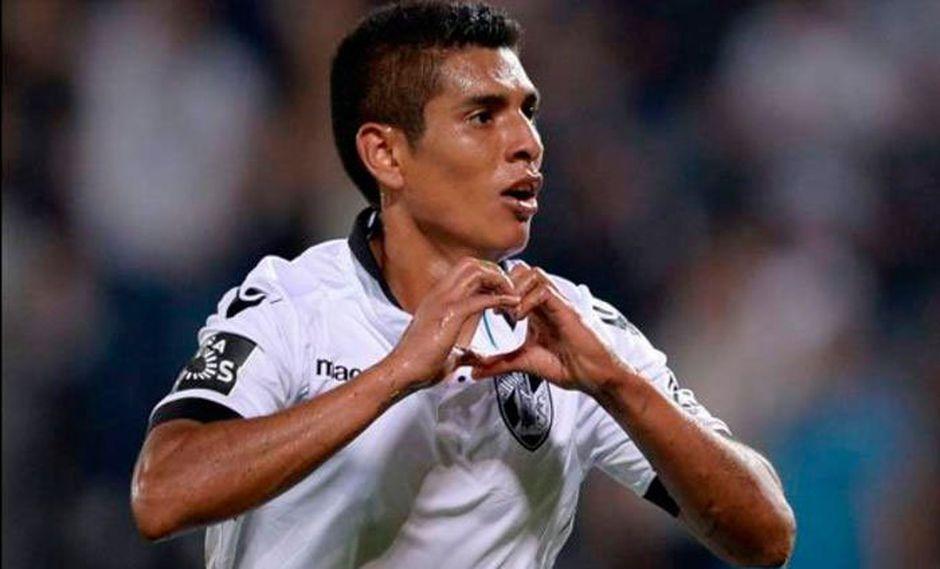 Paolo Hurtado es uno de los legionarios que mantiene una cuota goleadora importante en su club. El popular 'Caballito' marcó un gol en la victoria sobre Pacos de Ferreira, su ex equipo