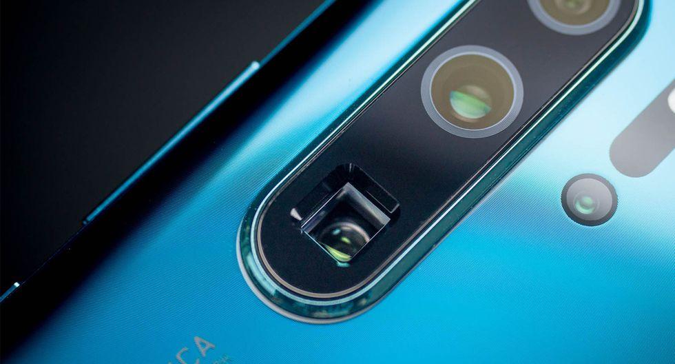 Este podría ser la cámara que tendrá el Huawei P40 que será lanzado en marzo del 2020. (Foto: Huawei)