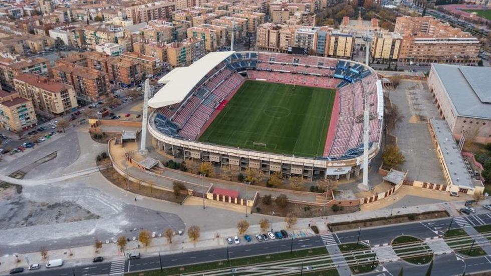 Liga BBVA: vista aérea de los 20 estadios del torneo español - 6