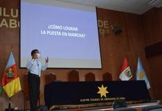 Piura: Colegio de Abogados impulsa campaña para adquisición de una planta de oxígeno