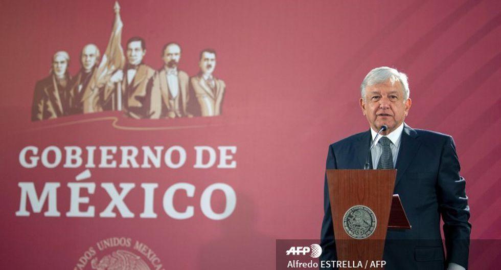 Supervivientes de masacre indígena en México piden justicia a AMLO. Foto: AFP