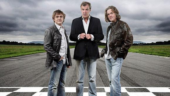 Los expresentadores de Top Gear tendrán programa en Amazon