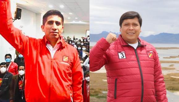 Arturo Cárdenas y Eduardo Bendezú, dirigentes de Perú Libre, están no habidos hasta la fecha.