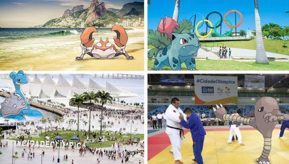 Piden a Nintendo que Pokémon Go esté en Olimpiadas Rio 2016