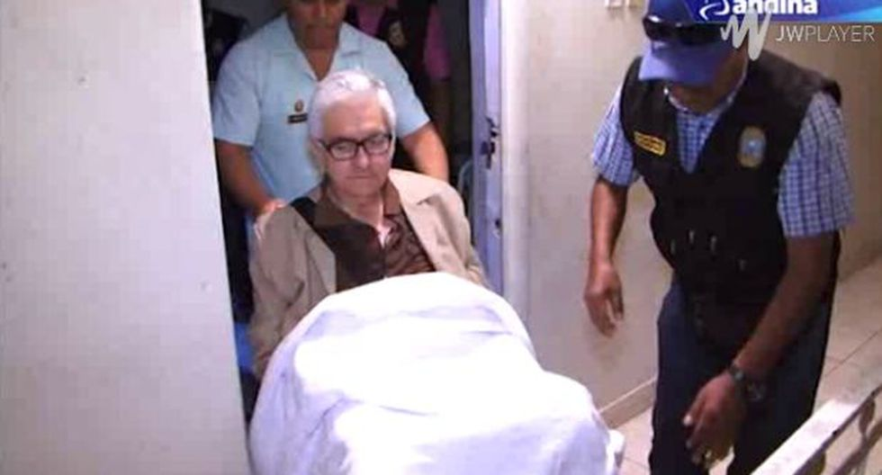 Movadef: dirigente Manuel Fajardo cumple arresto en hospital - 2
