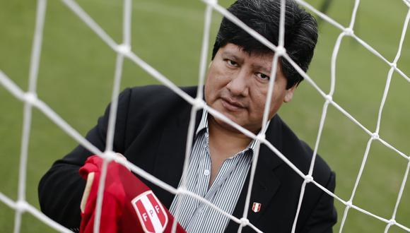 """Edwin Oviedo: """"Si comprueban actos impropios, presentaré mi renuncia irrevocable"""". (Foto: USI)"""