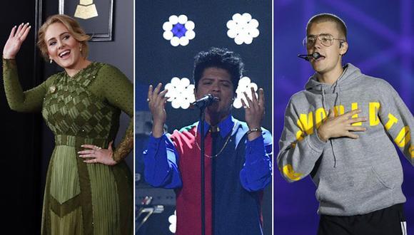Bruno Mars y los hits que compuso para otros artistas