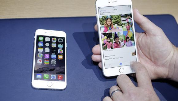 Se podrán comparar los precios entre 24 marcas de teléfonos que ofrecen las cuatro empresas operadoras. (Foto: AP)