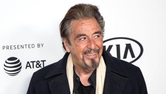 Al Pacino. (Foto: Agencias)