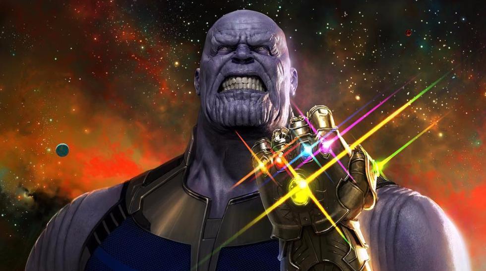 """""""Avengers: Infinity War"""". En la próxima película de la saga, Thanos (Josh Brolin) busca las seis gemas del infinito para así destruir la mitad del Universo. (Foto: Marvel Studios)"""