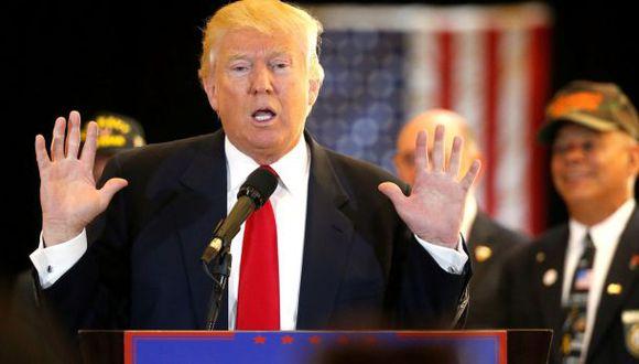 Donald Trump pagó 25 mlls a los afectados por su universidad
