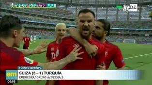 Eurocopa: Mira el resumen y los goles del Grupo A