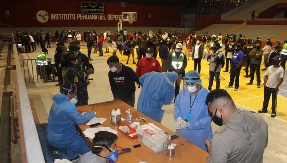 Región Lambayeque reporta más de 20 mil intervenidos en operativos de los fines de semana (Gore: Lambayeque).