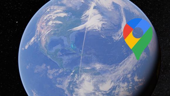 ¿Quieres ver las nubes en movimiento como si estuvieras visualizando Google Maps en vivo? Sigue este truco. (Foto: Google)