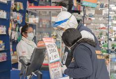 Tacna: detectan falta de medicamentos genéricos para COVID-19 en farmacias