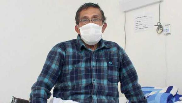 Madre de Dios: el último 12 de julio presentó síntomas como malestar general, insuficiencia respiratoria y una neumonía. (Foto: Difusión)