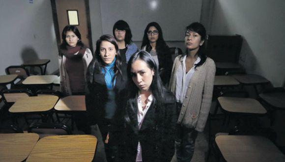 Seis estudiantes de diferentes universidades nacionales exigen que en sus centros de estudios se apruebe un protocolo para denunciar el acoso y hostigamiento sexual. (Foto: Alessandro Currarino/ El Comercio)