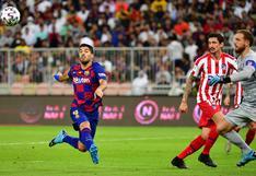 Luis Suárez vs. Atlético de Madrid: ¿Cómo le fue al uruguayo frente a su nuevo club?