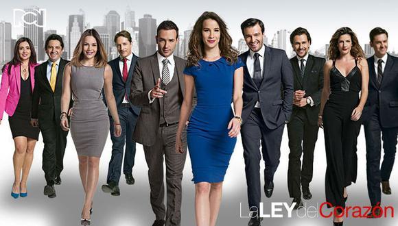 """Telemundo estrenará la versión original de """"La ley del corazón"""" y espera convertirse en una de las telenovelas más vistas del publico hispano (Foto: Telemundo)"""