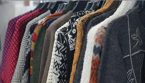 La internacionalización de las prendas de alpaca es posible gracias a marcas como Kuna del Grupo Inca.