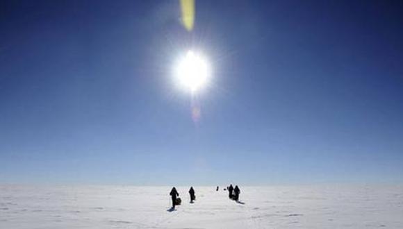Hielo marino de la Antártida es más grueso de lo que se creía