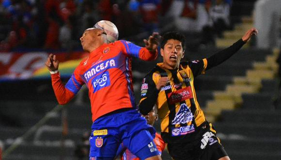 The Strongest vs. Universitario de Sucre EN VIVO vía Tigo Sports: este miércoles por la Liga de Bolivia. (Foto: Deporte Total de Bolivia).