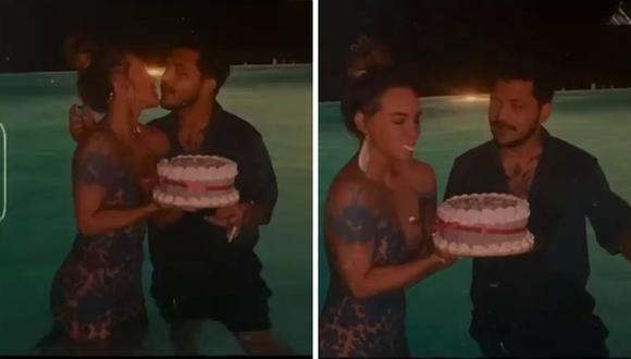 Belinda y Christian Nodal anunciaron su romance hace menos de diez días y se han convertido en una de las parejas del momento. (Instagram: @belindapop / @nodal).