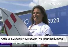 Tokio 2020: Sofía Mulanovich fue derrotada por Carissa Moore y quedó eliminada en surf