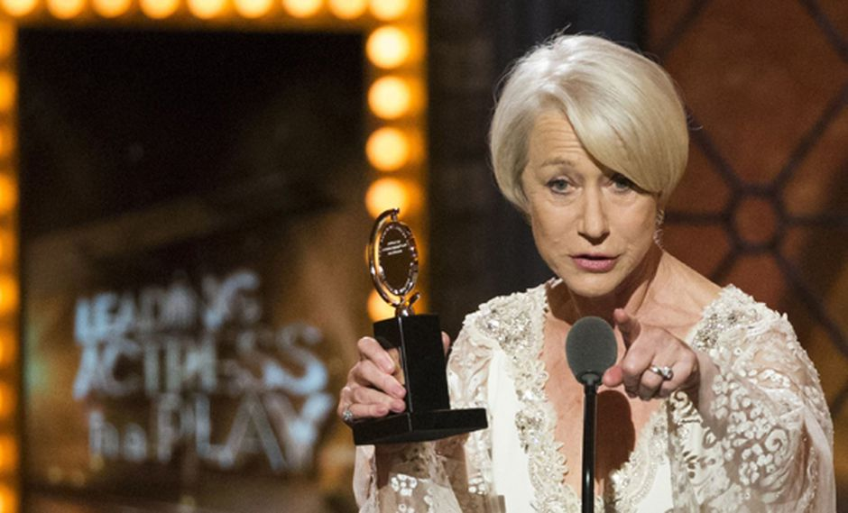 "Premios Tony: ""Fun Home"" y Helen Mirren triunfan en la gala"