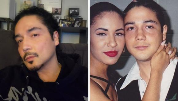 Chris Pérez, esposo de Selena Quintanilla, habló sobre su experiencia musical en la banda de la leyenda. (Foto: Instagram / @chrispereznow).