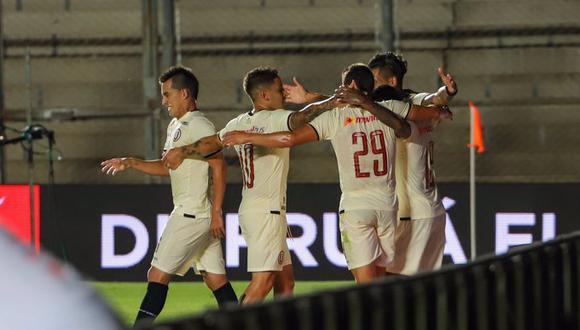 Por la Copa San Juan, los cremas vencieron 2-1 al conjunto argentino en su primer amistoso oficial de este 2020. (Foto: AP)