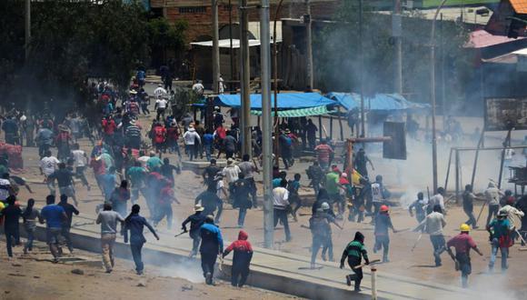 El conflicto ha radicalizado a un sector duro de la derecha boliviana que ha desbordado a la derecha más democrática. (Foto: Reuters)