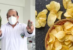 Las papas fritas saludables a base de tara e inca muña que debes probar ahora mismo