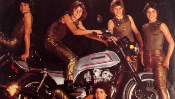 """""""Súbete a mi moto"""" es el tema que forma parte del álbum """"Quiero ser"""", el octavo del grupo y que fue lanzado al mercado en 1981 (Foto: Wikipedia)"""