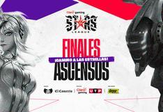 Claro Gaming Stars League | Se juegan las finales de los ascensos en la liga peruana de LoL