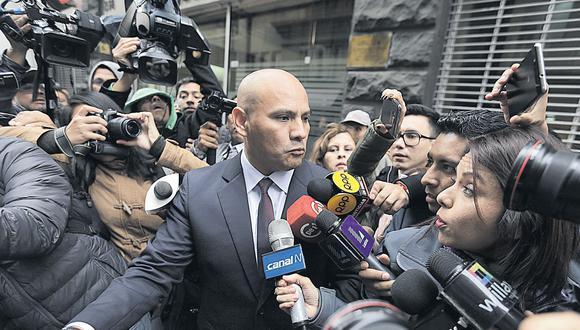 La investigación a Joaquín Ramírez por presunto lavado de activos se inició en el 2014. (Foto: Anthony Niño de Guzmán/ Archivo El Comercio)