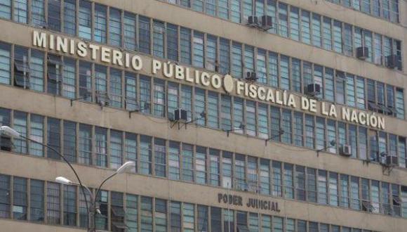 Fiscalía de Control Interno investigará por 60 días a exfiscal del equipo especial. (Foto: Archivo El Comercio)