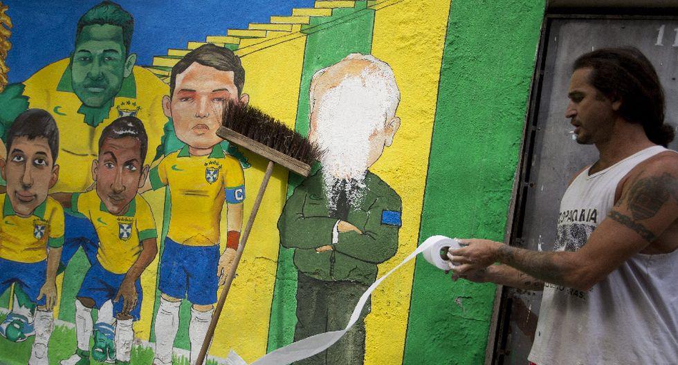 Tristeza y desolación en Brasil un día después de la goleada - 9