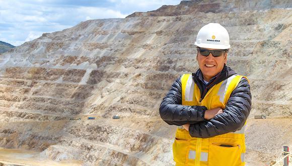 Jaime Polar Paredes, gerente general de Summa Gold, afirma que la corporación minera realiza proyectos sociales para mejorar la calidad de vida de los pobladores de Huamachuco.