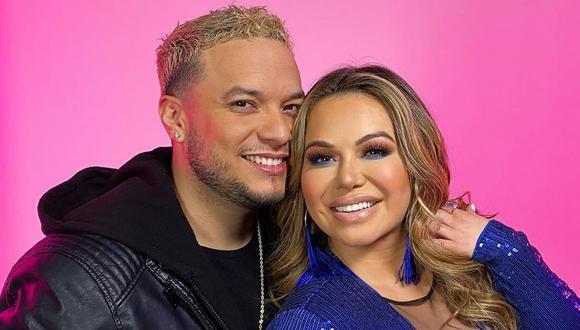 Chiquis Rivera y Lorenzo Méndez se casaron en el verano de 2019 (Foto: Chiquis Rivera / Instagram)