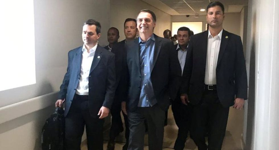 Está previsto que Bolsonaro pase la tarde en su residencia del Alvorada, en la capital, sin compromisos oficiales. (Foto: Reuters)